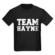 TEAM HAYNE T