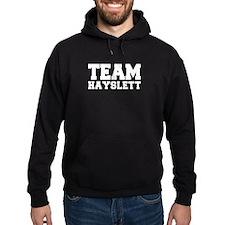 TEAM HAYSLETT Hoodie