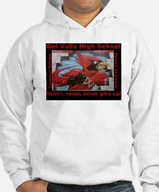 Del Valle Never Give Up Hoodie