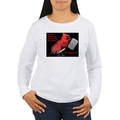 DV Math Women's Long Sleeve T-Shirt