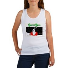 Santa's Boys Front Women's Tank Top