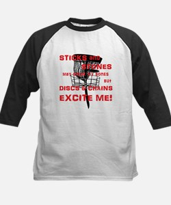 Discs and Chains Excite Me Tee
