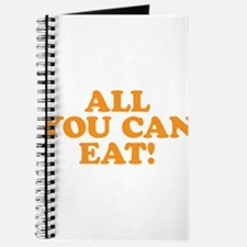 All You Can Eat Journal