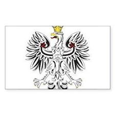 Polish eagle Decal