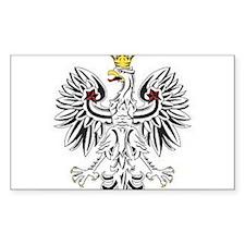 Polish eagle Stickers