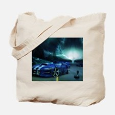 FASTER THAN LIGHTENING Tote Bag