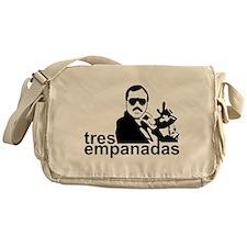 3 Empanadas Messenger Bag