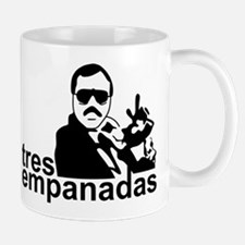 3 Empanadas Mug