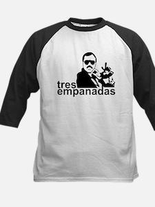 3 Empanadas Kids Baseball Jersey