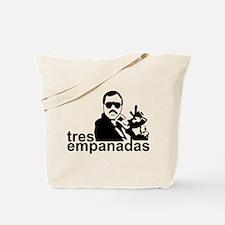 3 Empanadas Tote Bag