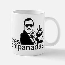 3 Empanadas Small Small Mug