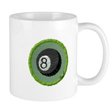 Eight Ball Mug