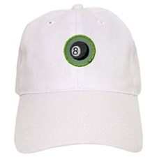 Eight Ball Baseball Cap