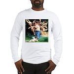 Cupids William Bouguereau Long Sleeve T-Shirt