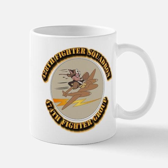 AAC - 428th FS - 474th FG Mug