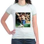 Cupids William Bouguereau Jr. Ringer T-Shirt