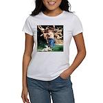 Cupids William Bouguereau Women's T-Shirt