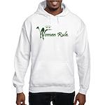Women RuleT Hooded Sweatshirt