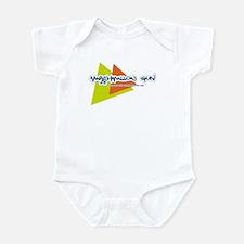 Marshmallow Gun Infant Bodysuit