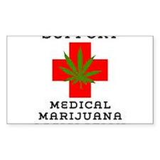 medical marijuana legalization Decal