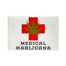 medical marijuana legalization Rectangle Magnet