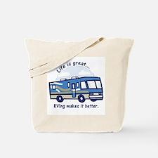 RVinggreat Tote Bag