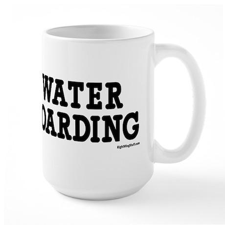 Waterboarding-capmug Mugs