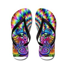 Unique Marijuana Flip Flops