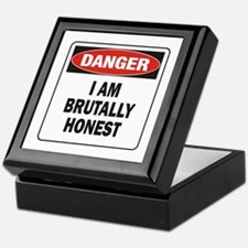 Honest Keepsake Box
