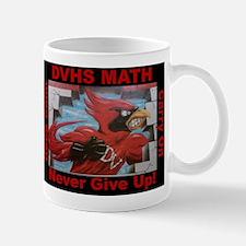 keep calm carry on never give up Mug