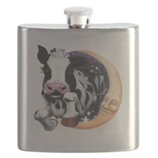 Cow Jump Over the Moon Flask