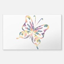 Flutterby - Delight Decal