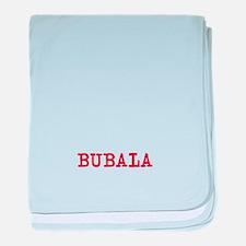 BUBALA baby blanket