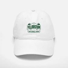 Yellowstone Green Design Baseball Baseball Cap