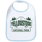 Green Yellowstone Bib