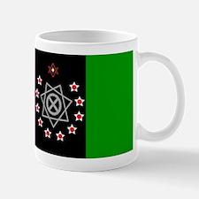 the Flag of the Nation Of Thelema Mug