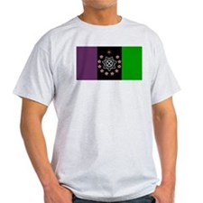 the Flag of the Nation Of Thelema T-Shirt