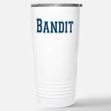 Bandit Stainless Steel Travel Mug