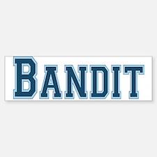 Bandit Sticker (Bumper)