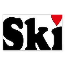 ski Decal