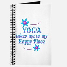 Yoga My Happy Place Journal