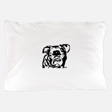 bugg_bw.jpg Pillow Case