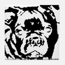 bugg_bw.jpg Tile Coaster