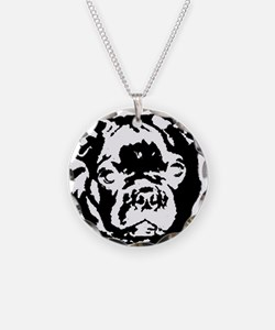 bugg_bw.jpg Necklace Circle Charm
