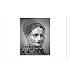 Lucretia Mott Postcards (Package of 8)