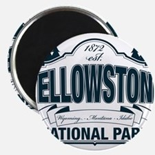 """Yellowstone NP Blue 2.25"""" Magnet (10 pack)"""