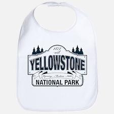Yellowstone NP Blue Bib