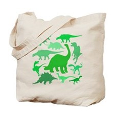 FUN! LOTS of DINOSAURS! Tote Bag