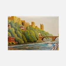 Durham Cathedral Rectangle Magnet (10 pack)