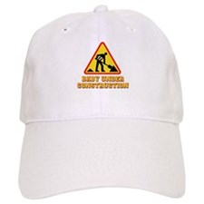 """Baby Under Construction"" Baseball Cap"